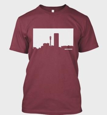 Jozi-Streets-T-shirt-Maroon-White