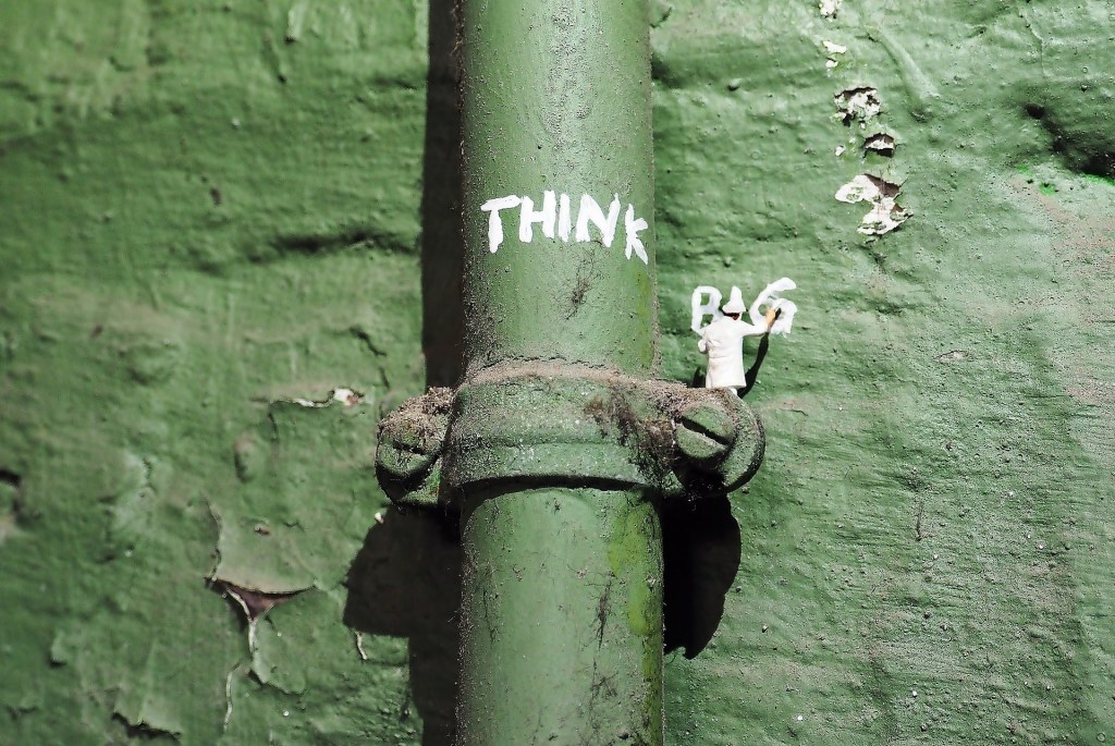 Think Big (about EAP)