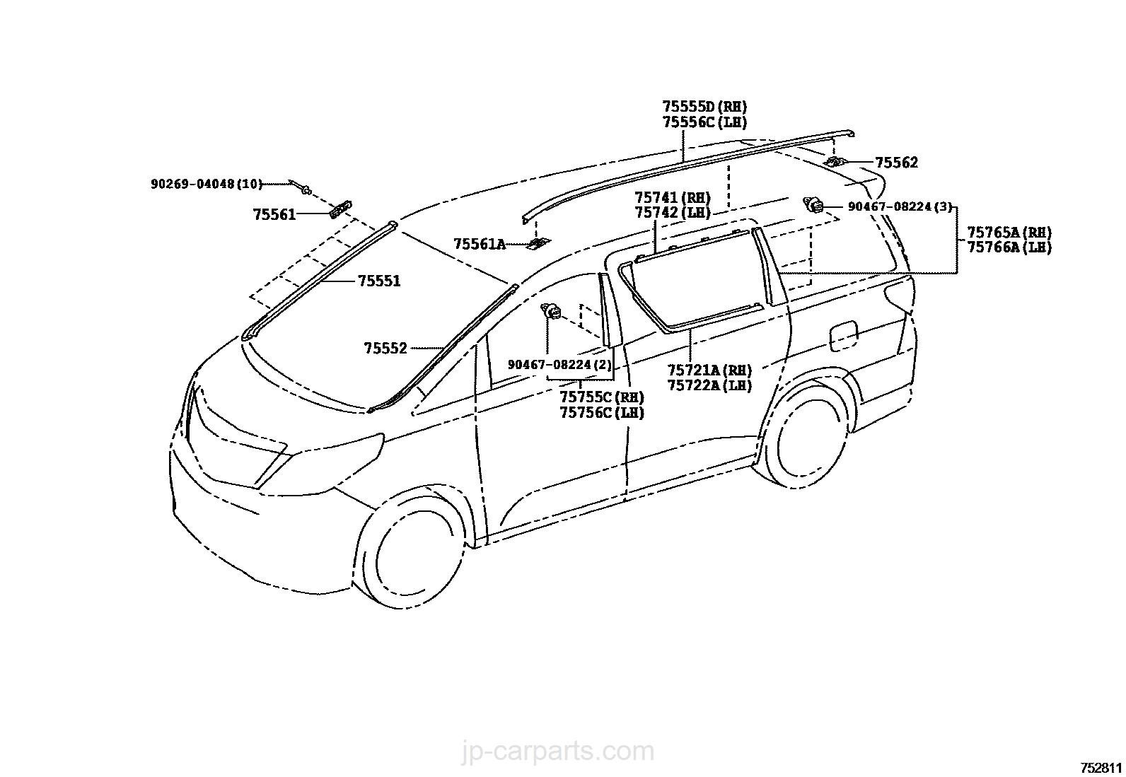 Alphard Vellfire Hv Toyota