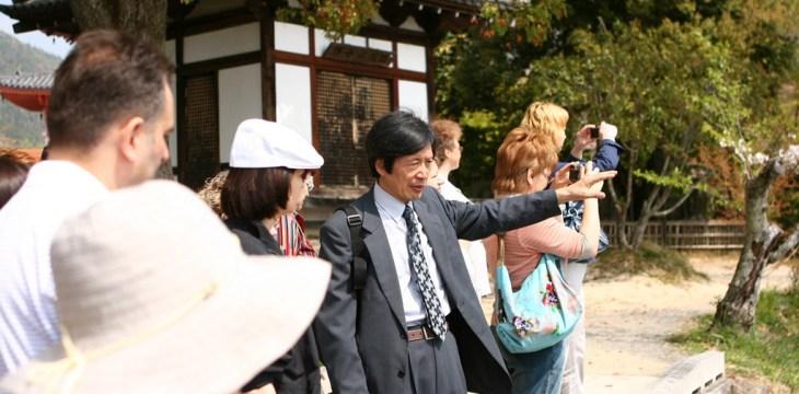 Весеннее путешествие в Киото 12-19 апреля 2009 г.