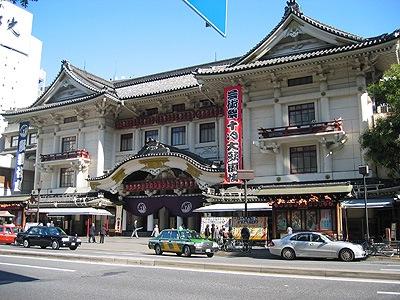 Японский театр: беседа третья