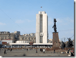 Владивосток, Центральная площадь, фото: Нниколай Кулинич