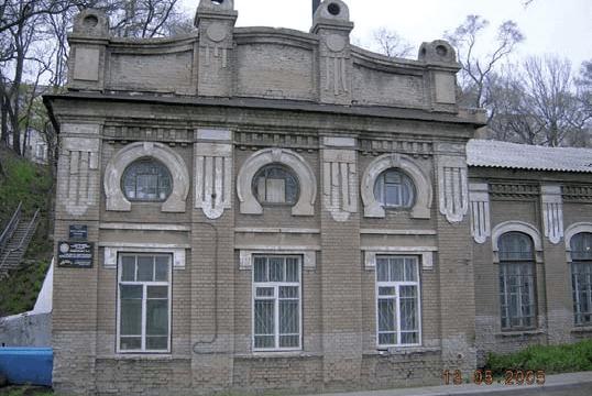 Дом Ощепкова