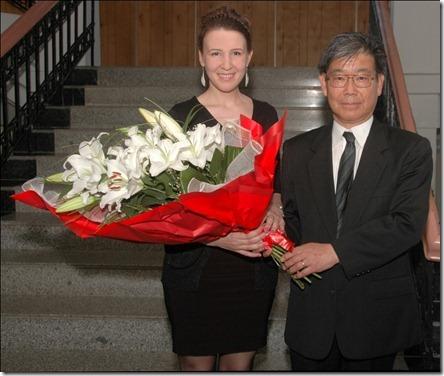 Tsvety dlya Oishi san