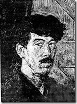 Takamura Kotaro - Autoportrait   J