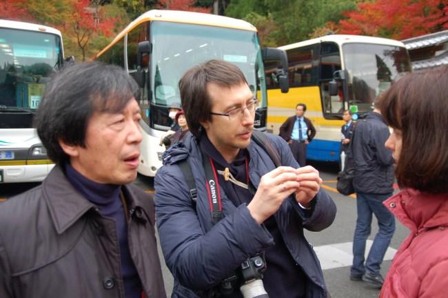 Владимир Асмирко. Киото, осень 2010