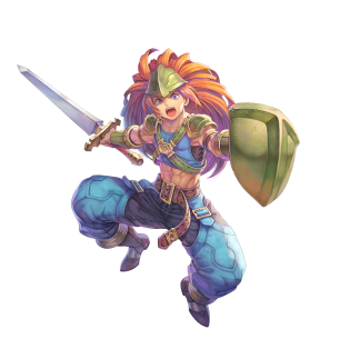 CHARACTER | 聖剣伝説3 TRIALS of MANA | SQUARE ENIX