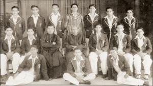 SJC XI 1945