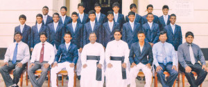 SJC XI 2012