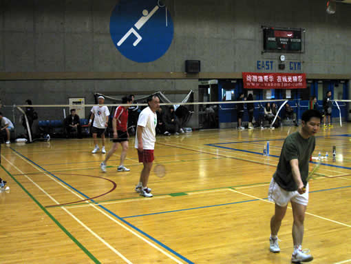 BCIT Badminton Tournament 2