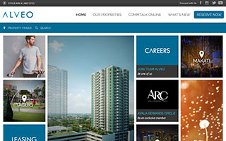 Alveo Land Website