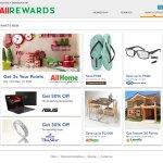 AllRewards - News & Offers (Desktop)