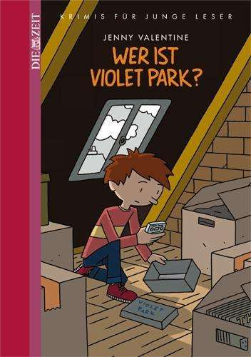 Jenny Valentine Wer Ist Violet Park Buch Jpc