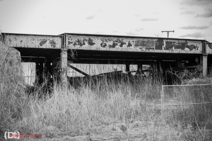 Abandonded area