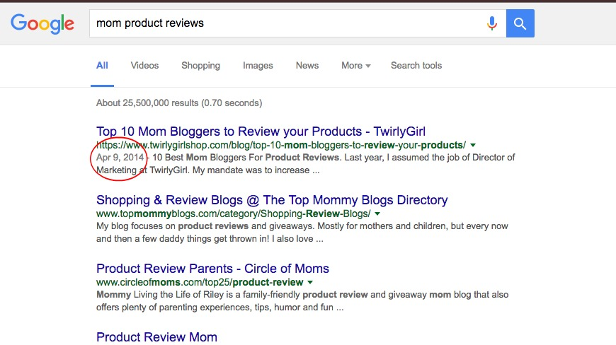 How to Do a Google Search by Date - JPeterson Marketing
