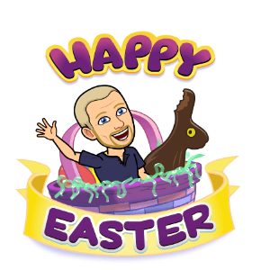 Happy Easter from JS Training Services