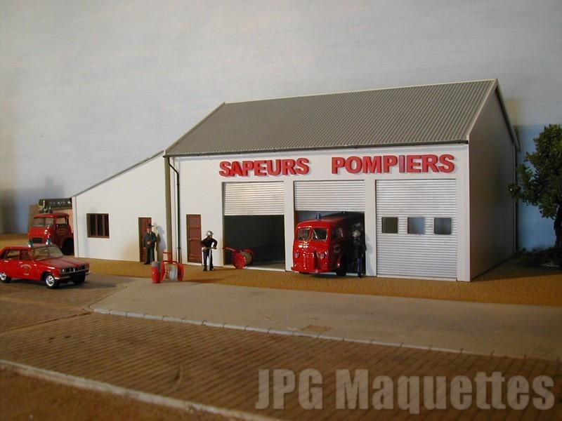 Garage Toit 2 Pentes Portes Fixes En Tle Ondule 2 4