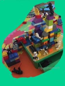 プレイスクール スターウォーズ フィギュア ブロックラボ レゴ デュプロ 海外育児 知育玩具 アメリカ おすすめ おもちゃ