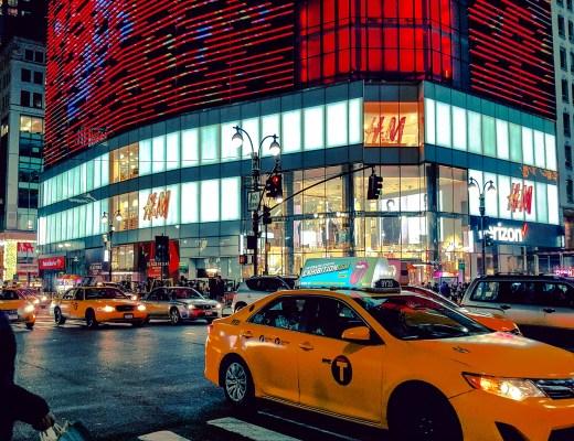 ニューヨーク 観光 タイムズスクエア 初心者 一人旅
