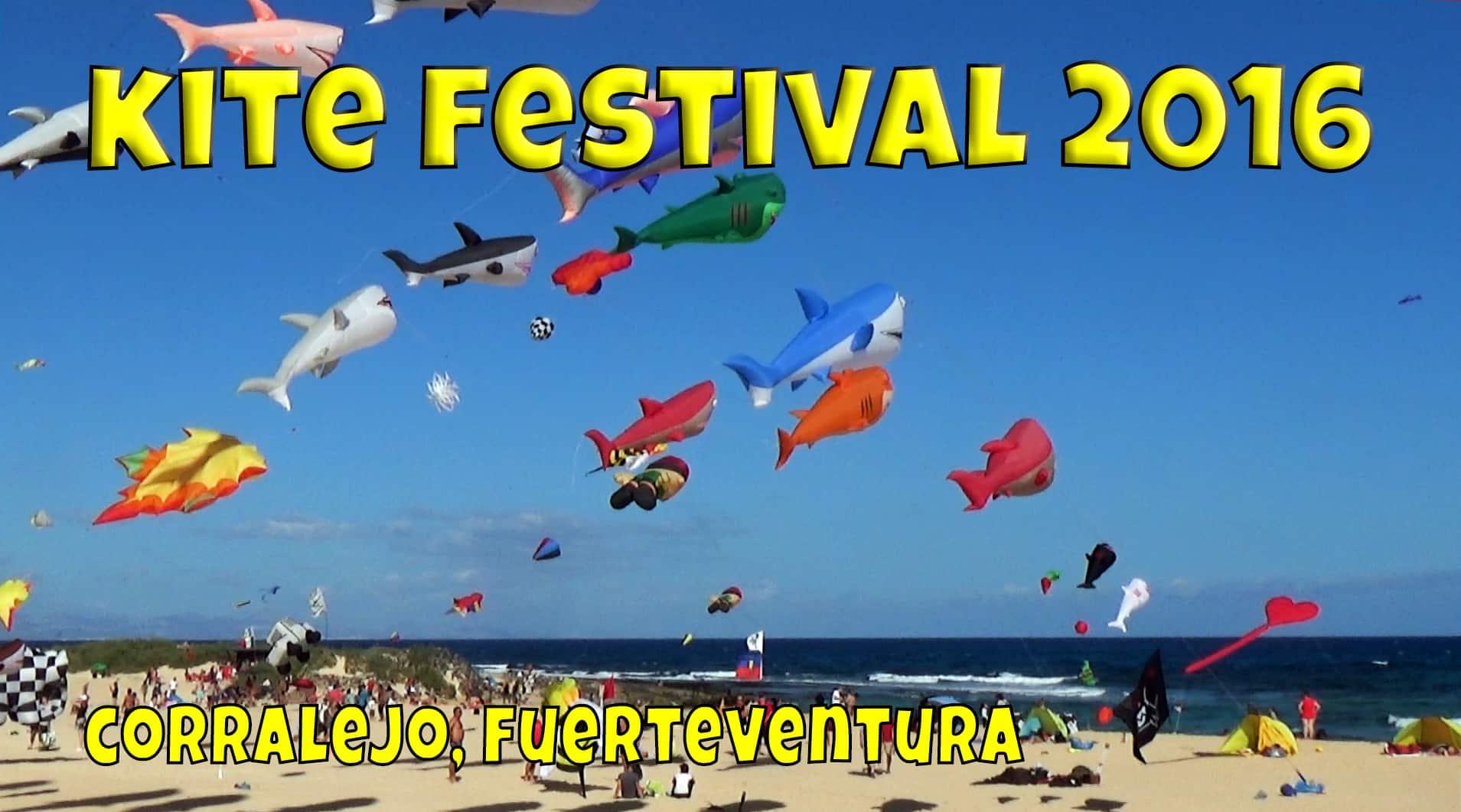 Fuerteventura Kite Festival 2016