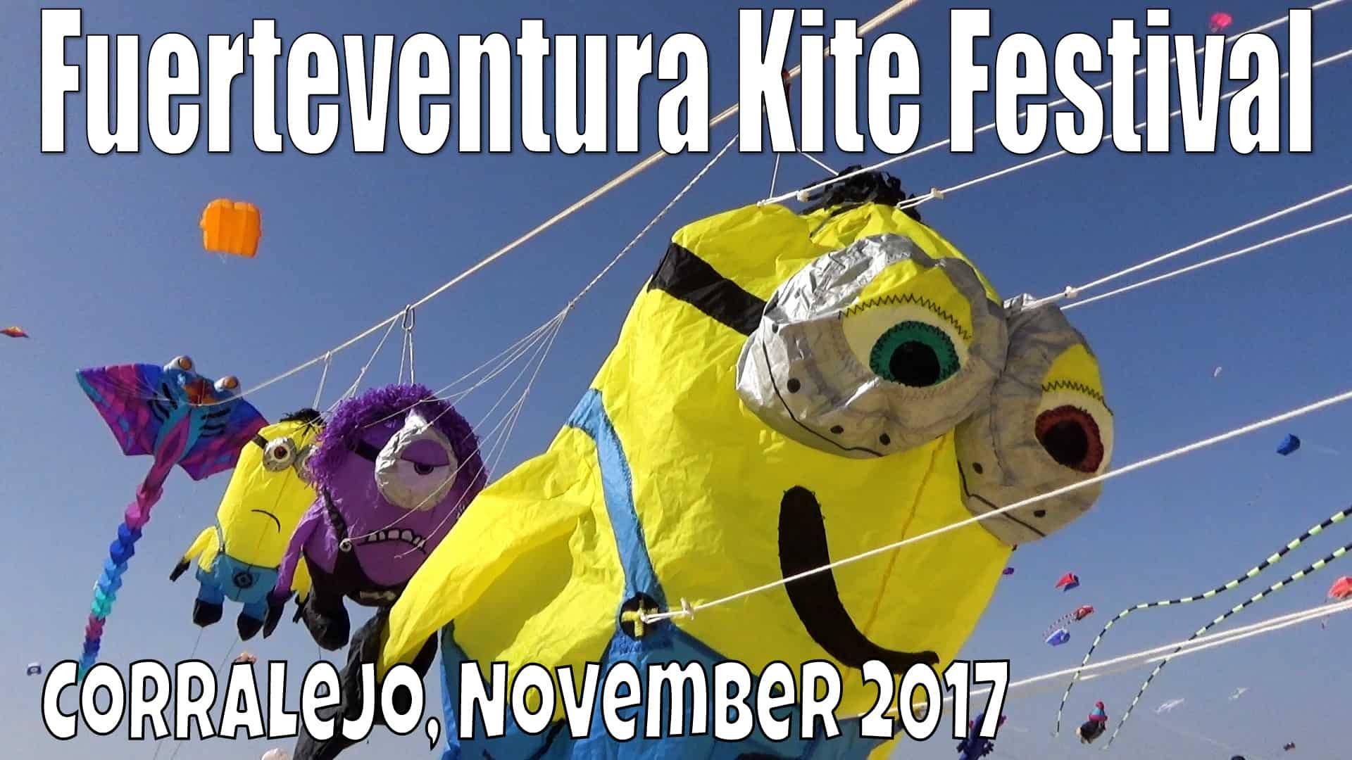 Fuerteventura Kite Festival 2017