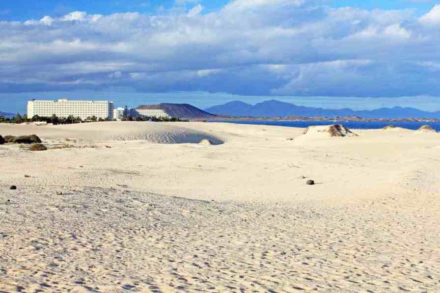 Corralejo dunes beaches