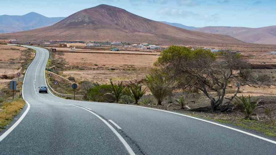 driving in fuerteventura