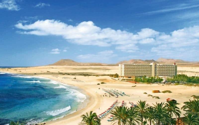best hotel in Corralejo