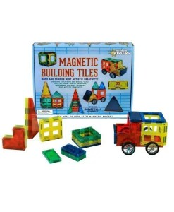 Magnetic Building Tiles - Boredom Busters