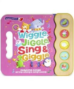 Wiggle, Jiggle, Sing & Giggle