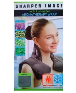 Neck And Shoulder Aromatherapy Wrap