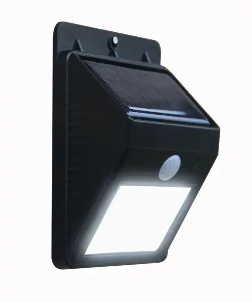 Open Home Bright Solar LED Security Light - Motion Activated
