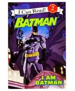 I Can Read (Level 2) - I Am Batman