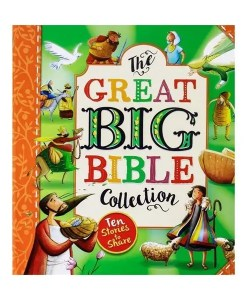 Great Big Bible Collection Box