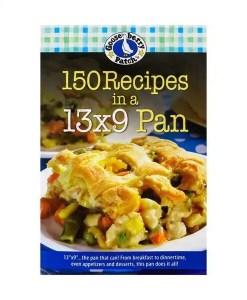150 Recipes in a 13 X 19 Pan - Front