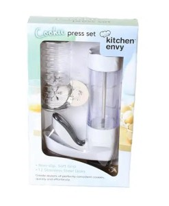 Cookie Press Set - From Kitchen Envy