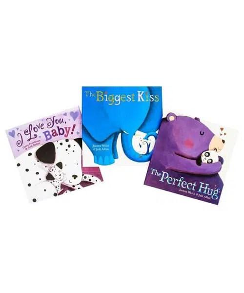 Perfect Hug - Biggest Kiss- Love You - 3 Book Set