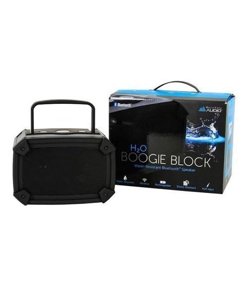 H2O Boogie Block Water Resistant Speaker
