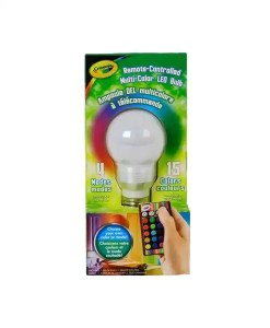 Crayola Color Changing LED Light Bulb