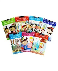 Ready To Read - Fairy Tale Readers - 7 Book Set
