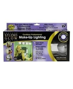 Studio Glow Vanity Make Up Light. - As Seen On TV