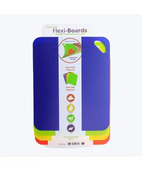 Flexi-Boards Flexible Cutting Board Set