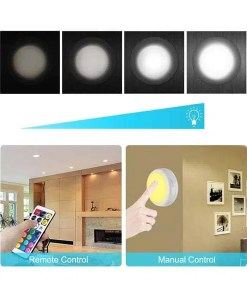 Wireless LED Color Changing Accent Light Controls