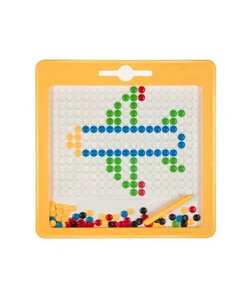 Doodle Mag-Dots - Airplane