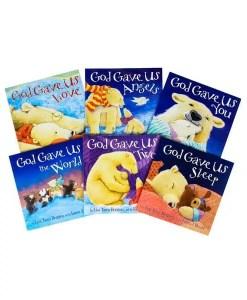 God Gave us 6 Set Cover