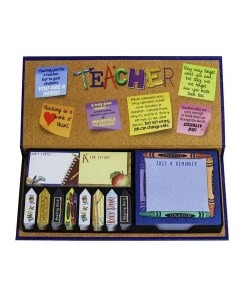 Nicole Tamarin - 11 Teacher Sticky Note Set Designs - Open