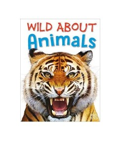 Wild About Animals - Front Cover