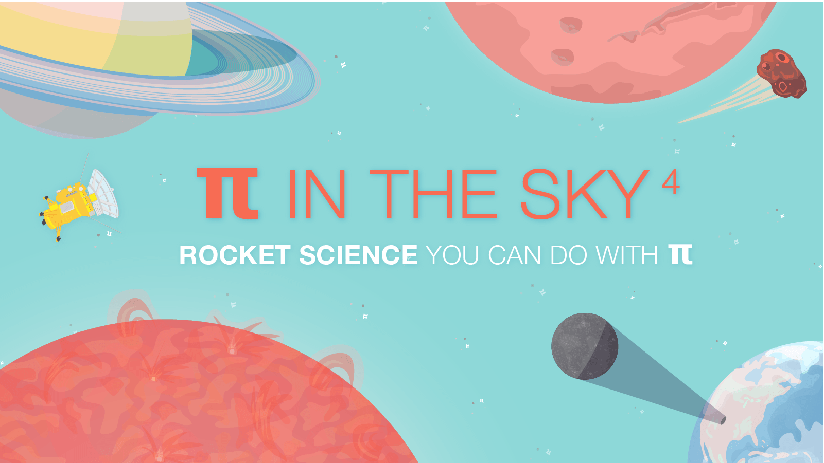 Pi In The Sky 4 Activity