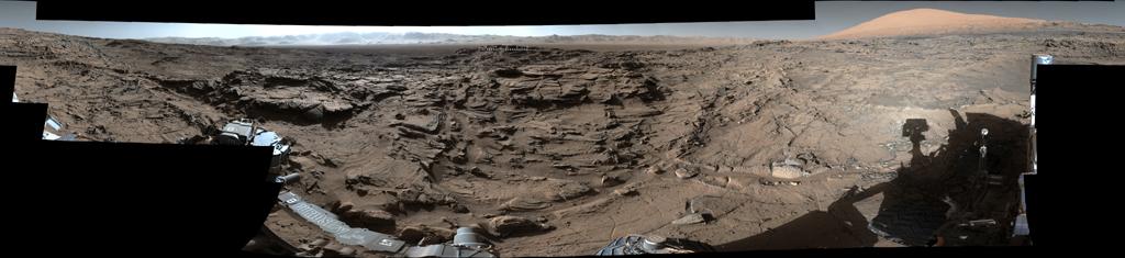 panorama Curiosity