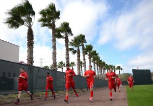 MLB: Philadelphia Phillies-Workout